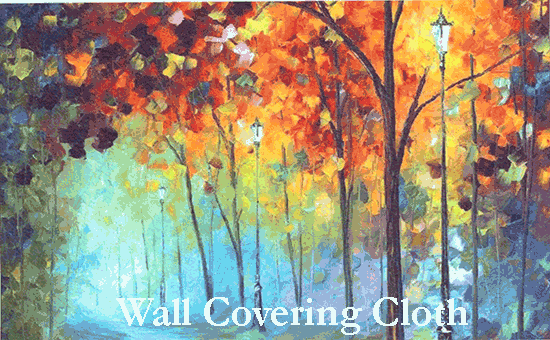 Wall Covering Cloth
